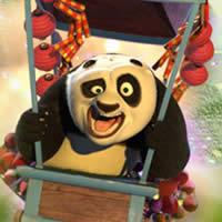 Kung Fu Panda - Feuerwerk Rennen