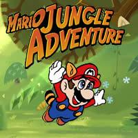 Mario Dschungel-Abenteuer