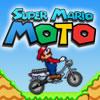 Super Mario: Motorrad
