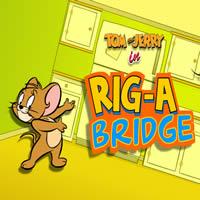 Tom und Jerry - Brücken bauen