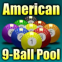 Amerikanischen Pool: 9 Ball