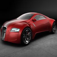 Audi R-Zero Konzept