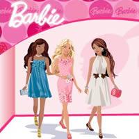 Barbie - Trendy Kleidung