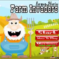 Bauernhof Invasoren