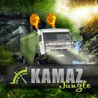 KAMAZ - Dschungel 2