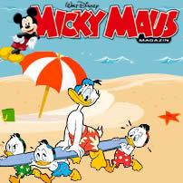 Micky Maus - Meerespuzzle