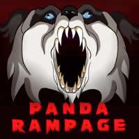 Tollwütig Panda