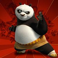 Kung Fu Panda - Stein, Schere, Papier