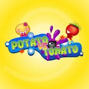 Kartoffel gegen Tomate