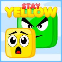 Bleiben Sie in gelb