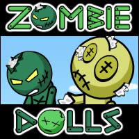 Zombie-Puppen