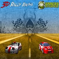 3D Rallye Rennen