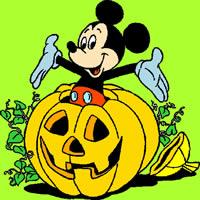 Micky Maus Halloween
