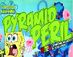 SquarePants Phyramid Peril