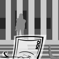 Panik an der Wall Street