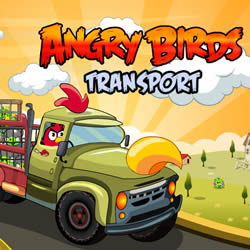 Angry Birds Transportunter