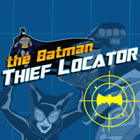 Batman Dieb Locator