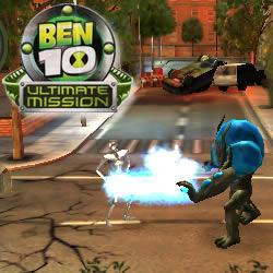 ben 10 ultimate alien spiele