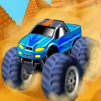 Monster Truck Heimweg