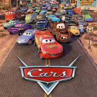 Cars - Interaktif Film Poster