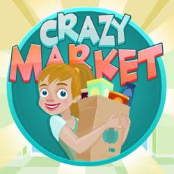 Verrücktes Markt
