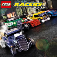 Lego Racers. CrossTown Craze