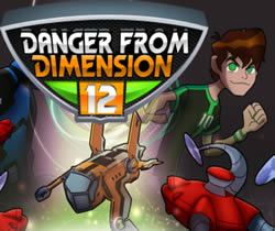 Ben 10 Danger From Dimension 12