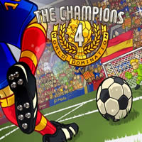 Die Champions 4: Weltherrschaft