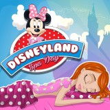 Disneyland. Tag im Spa-Salon