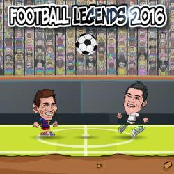Fußball Legenden 2016
