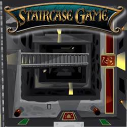 Treppenaufgang Spiel