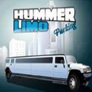 Hummer Limousine. Parkplätze