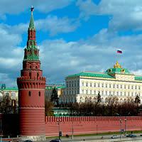Panorama des Kreml - Virtueller Rundgang