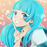 Make-Up Das Manga-Mädchen