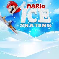 Mario - Snowboarden
