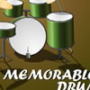 Schlagzeug denkwürdige