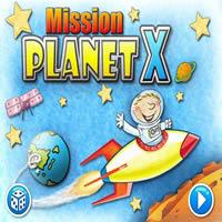 Mission in der Planet X