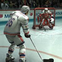 3D Eishockey