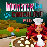 Monster High Epische Schokolade Kuchen