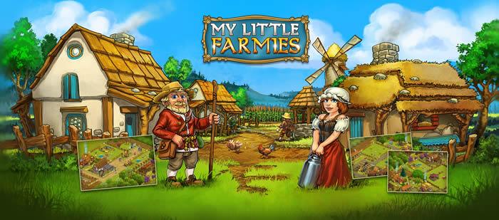 My Little Farmies Browserspiel