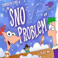 Phineas und Ferb: Schnee? Kein Problem!