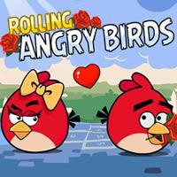 Rollende Böse Vögel