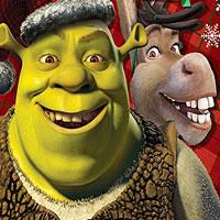 Shrek und Weihnachten