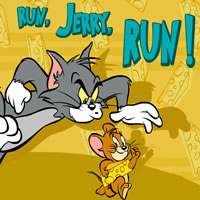 Tom und Jerry - Run, Jerry, Run!