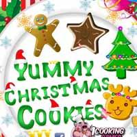 Leckeren Weihnachtsplätzchen