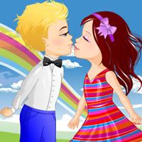 Ein erster Kuss
