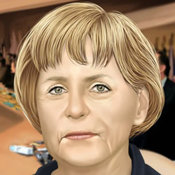 Angela Merkel Make Up