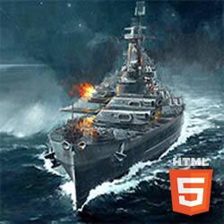 Schlachtschiff Krieg