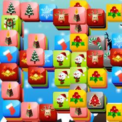 Weihnachten Mahjong
