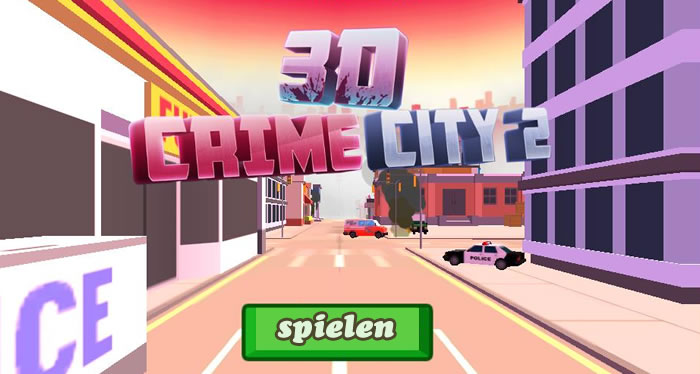 GTA Crime City 2 3D